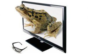 Hoe werkt 3d tv?